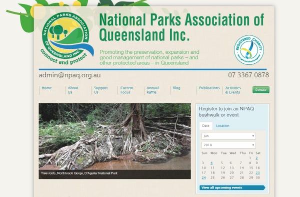 National Parks Association of QLD